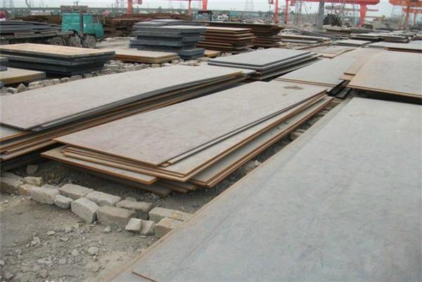 青岛道路硬化钢板出租