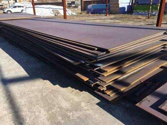 青岛道路硬化钢板出租价格